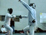 2009-02-15 Surrey Epee and Sabre